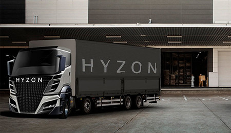 Hyzon Motors: su camión de hidrógeno llegará a Europa en 2021