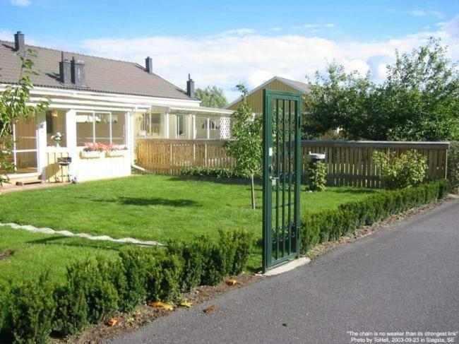 Internet Fence