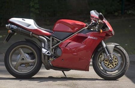 Ducati 916, 20 años no es nada
