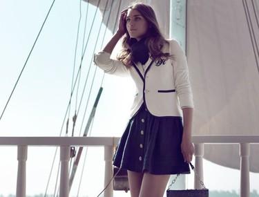 Tendencias Primavera 2011: estilo marinero. ¡A sus órdenes mi capitán!