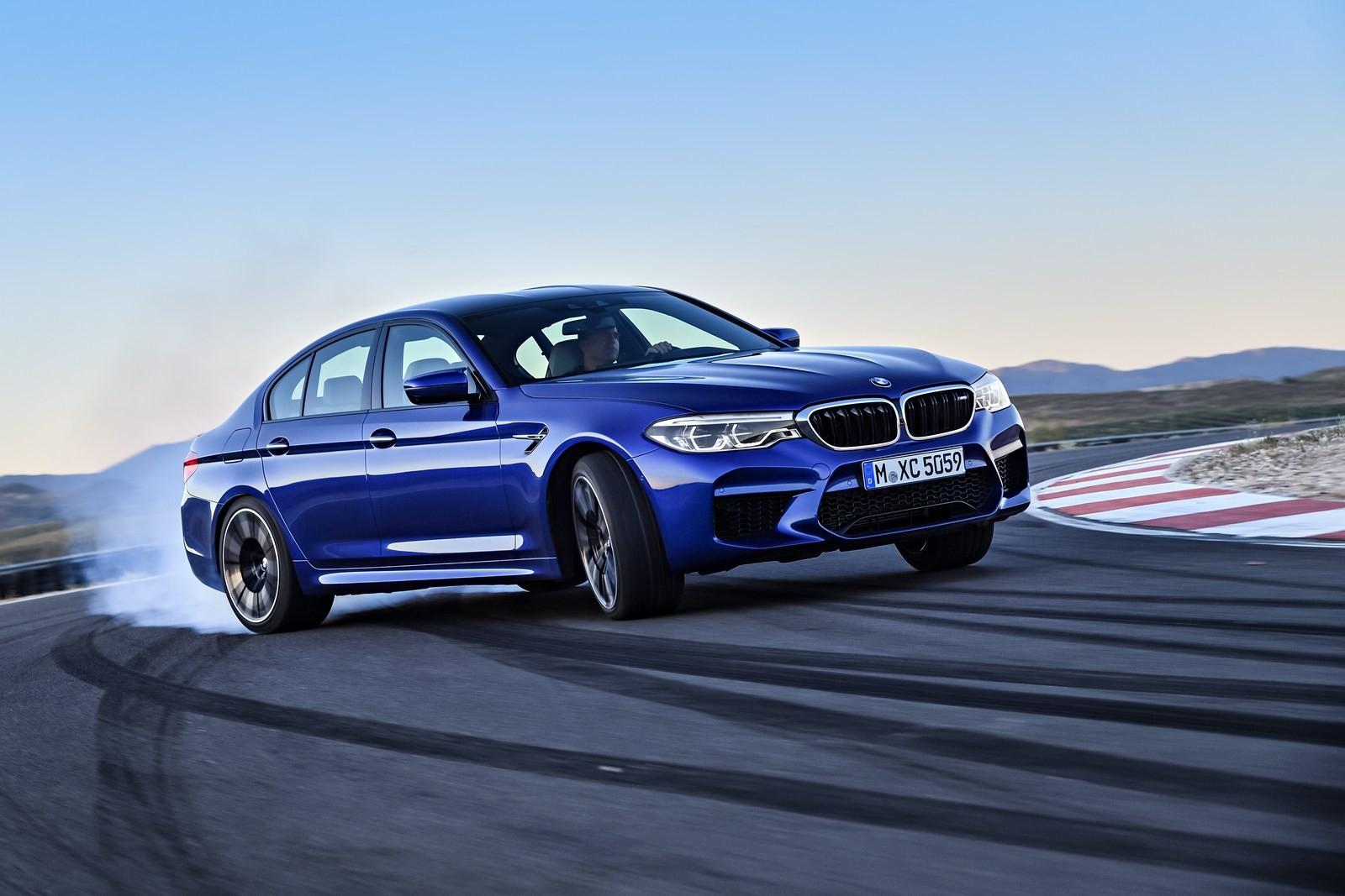 Foto de BMW M5 2018 (9/57)