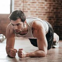 Los cinco errores más frecuentes cuando practicamos el plank o plancha para entrenar los abdominales y la musculatura del core