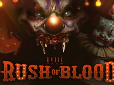 Until Dawn: Rush of Blood nos muestra el terror en su desarrollo