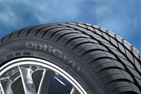 Goodyear Optigrip, nuevo neumático deportivo con desgaste inteligente