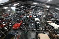 ¡Jaguar Land Rover compra inmensa colección de autos clásicos británicos!