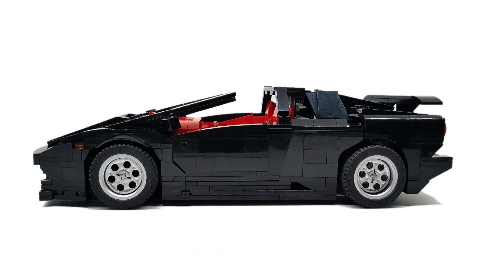 Foto de Lamborghini Diablo GT Lego Ideas (16/18)