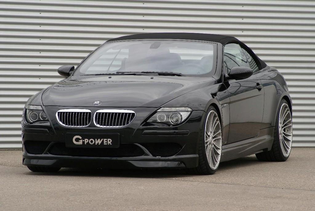 Foto de BMW M6 por G-Power (1/16)