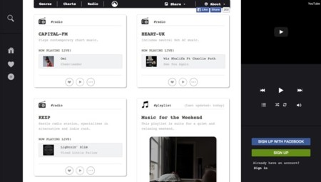 StreamSquid, la web que quiere tomar el relevo del streaming gratuito dejado por Grooveshark