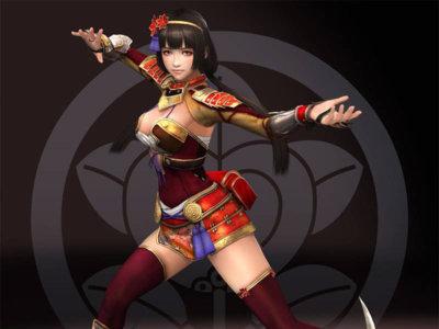 Naotora Ii  es la nueva luchadora invitada de Dead or Alive 5 Last Round