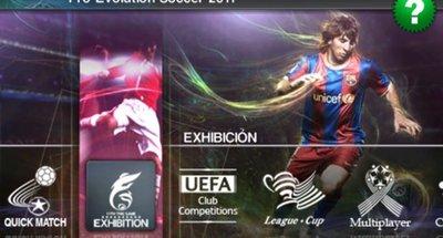 'PES 2011', rebajado en la AppStore para celebrar la final de la Champions