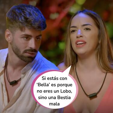 La Última Tentación: así será la épica hoguera de confrontación entre Lucía y Lobo tras la infidelidad con Bela