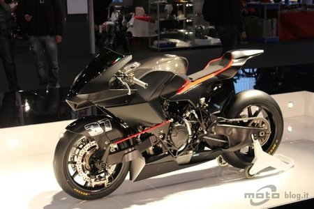 Vyrus 986 M2 Moto2 desvelada en Verona