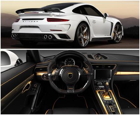 TopCar Porsche 911 Turbo y Turbo S