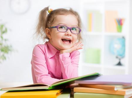 niña lectora