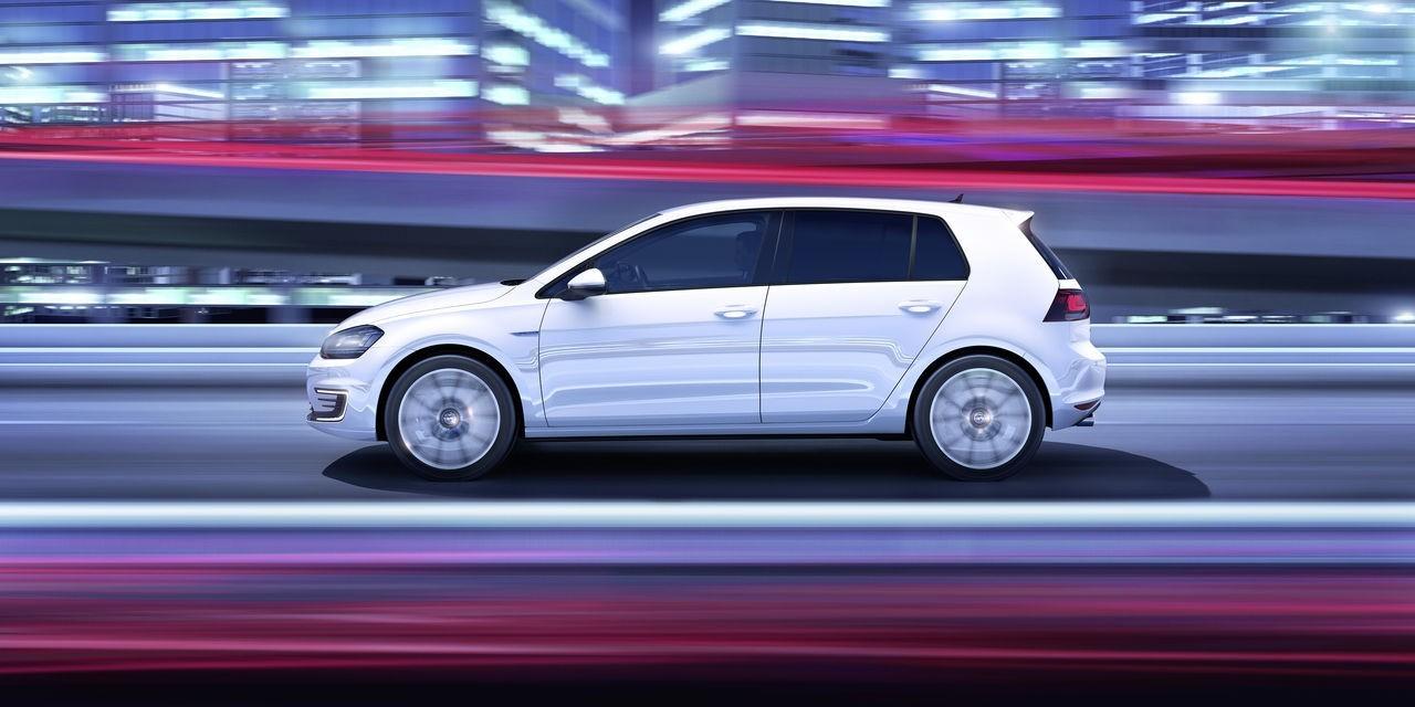 Foto de Volkswagen Golf GTE, híbrido enchufable (8/10)