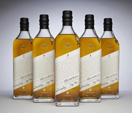 Whisky Johnnie Walker Directors Blend, edición exclusiva para amigos de la marca