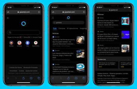 Huawei lanza Petal Search: así es el buscador con el que quiere competir y depender menos de Google