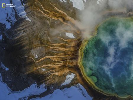 Prismatic Spring Yellowstone