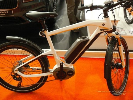 Unibike 2014 (parte 2): kits, luces y BMW Cruise e-Bike