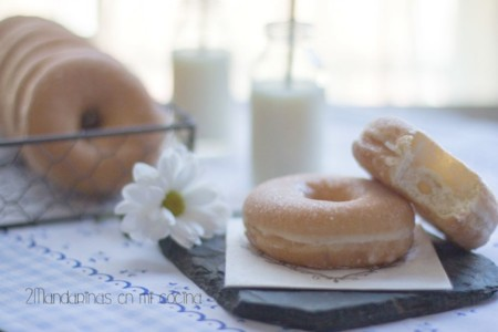 Como Preparar Donuts Thermomix Azucar Paso Paso 1