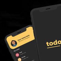 'Todo' es un gestor de tareas gratuito donde prima el diseño y la sencillez