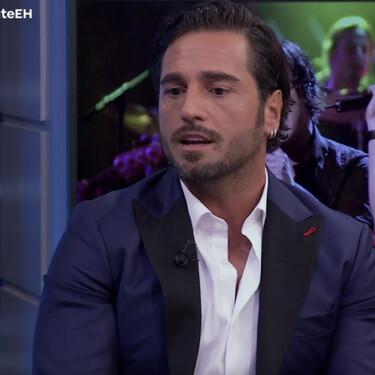 """David Bustamante, muy emocionado al recordar a su amigo Álex Casademunt en 'El Hormiguero': """"Le ofrecieron mucho dinero para meter mierda sobre mí"""""""