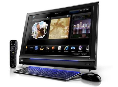 HP quiere que creen aplicaciones para su HP Touchsmart