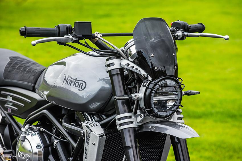 Norton Atlas Nomad y Atlas Ranger 2019