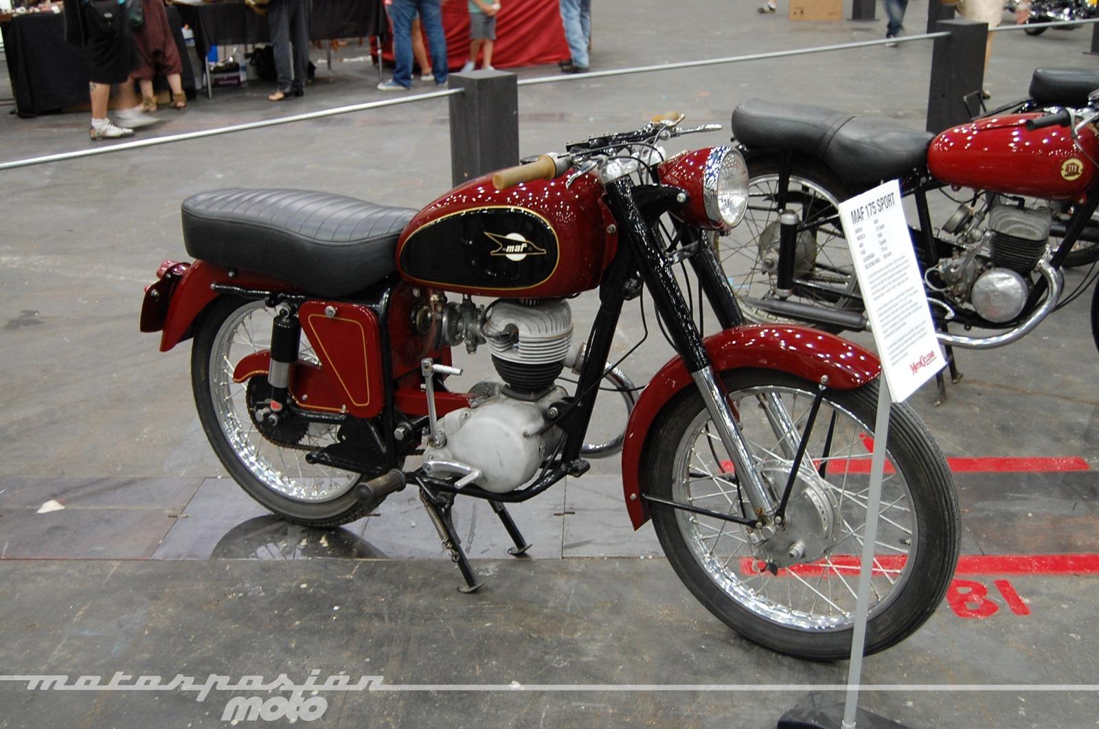 Foto de Mulafest 2014, exposición de motos clásicas (16/35)