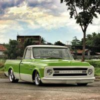 La Chevrolet C10 del 69 que te gustaría tener en tu garaje