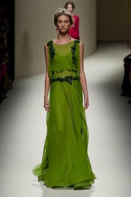 Versace, Emporio Armani, Alberta Ferretti, Etro y Bottega Veneta en la Semana de la Moda de Milán