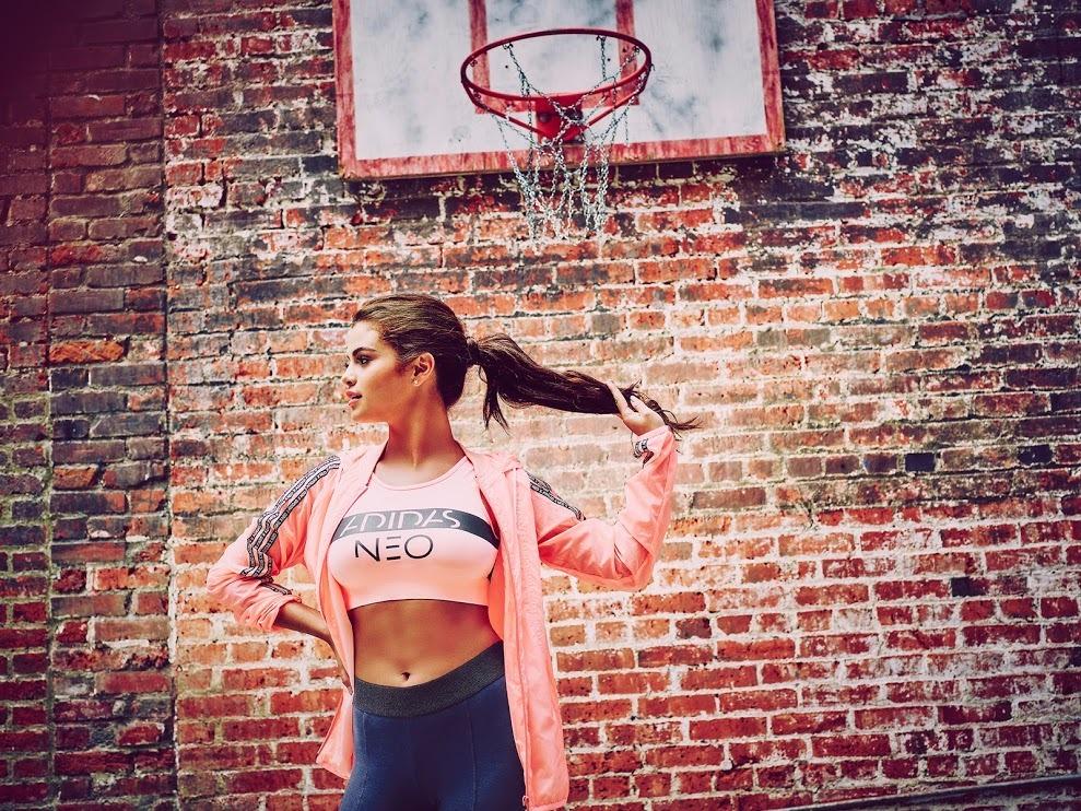 Foto de Selena Gómez adidas Neo Shoot 2015 (6/12)