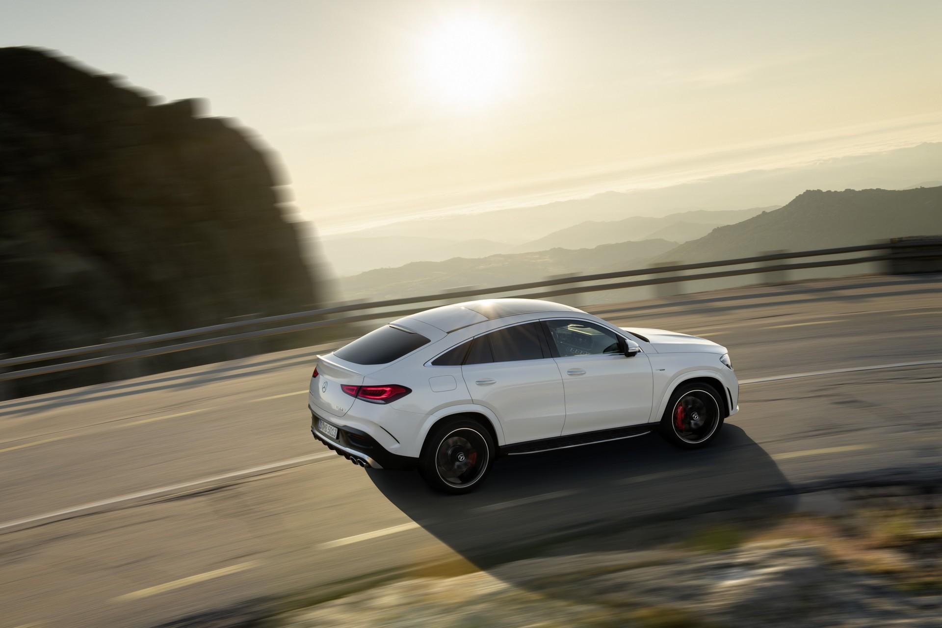 Foto de Mercedes-Benz GLE Coupé 2020 (42/52)