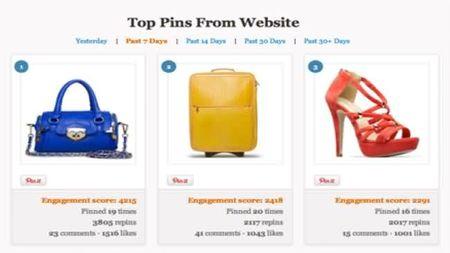 Pinfluencer, para facilitarte los concursos y promociones de tu empresa en Pinterest