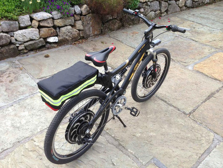 AlienOcean bicicleta