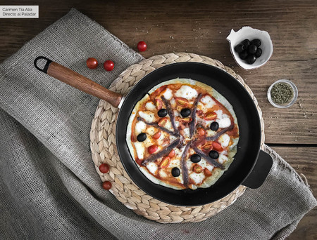 Pizza Sarten