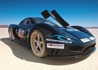 Keating TKR, a por el récord de velocidad