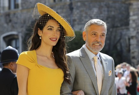 George Amal Clooney Donacion1