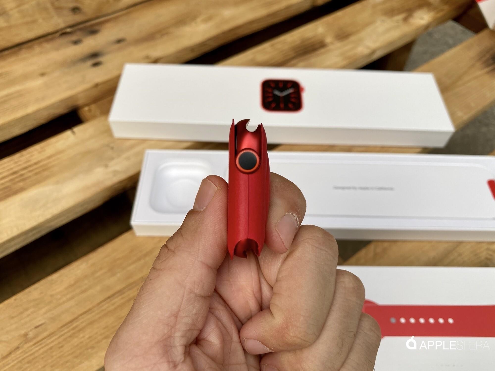 Foto de Apple Watch Series 6 PRODUCT(RED) (8/26)