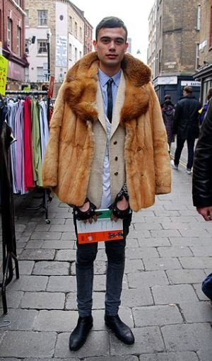 look street style