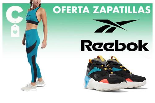 Las mejores ofertas de zapatillas para aprovechar el 25% extra de Reebok: Classic, Aztrek y Club C más baratas