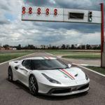 Aquel misterioso superdeportivo de hace unas semanas era el Ferrari 458 MM Speciale