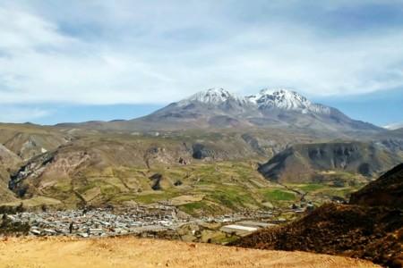 Volcanes Gemelos