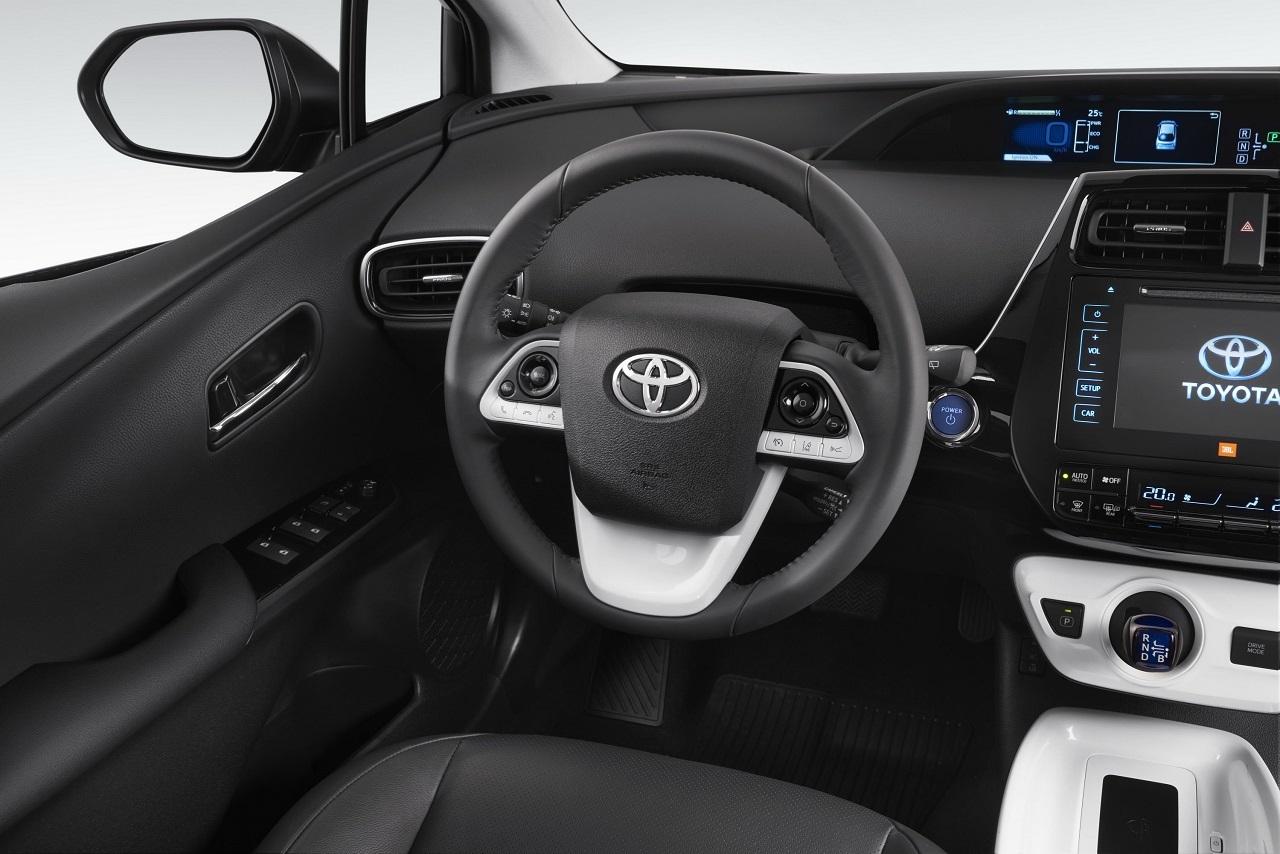 Foto de Nuevo Toyota Prius (3/5)