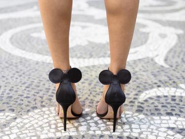 El espíritu más chic de Disney llega de la mano de estos preciosos zapatos que apuntan a tendencia