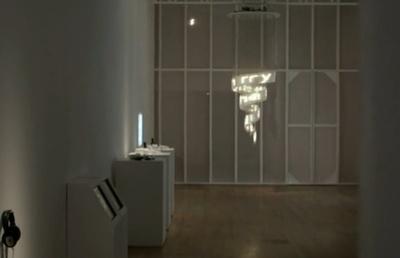 La lámpara <em>tuitera</em> de Swarovski