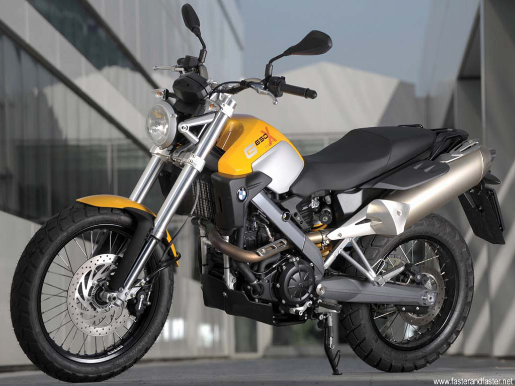 Foto de BMW G650 XCountry 2009, made in China (1/4)