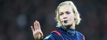 Una árbitra en la liga alemana de fútbol: ¿llegará la igualdad también al fútbol?