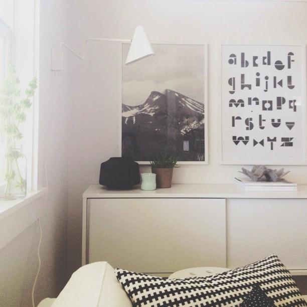 Foto de Un apartamento minimalista deliciosamente retratado con Instagram (1/7)