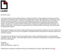 Lavabit, el servicio de correo que Snowden popularizó, cierra por presiones legales
